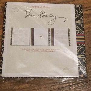 New Vera Bradley Barcelona address book
